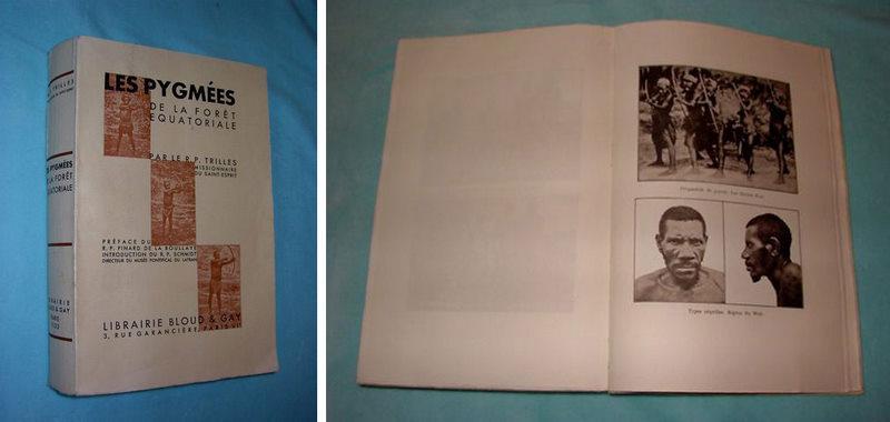 Les Pygmees de la Foret Equatorial.: Trilles, R.P.
