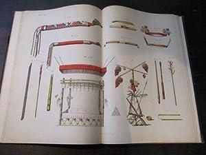 Ethnographische Atlas, bevattende Afbeeldingen van Voorwerpen uit het leven en de huishouding der ...