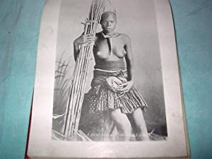 A few Types of South African Aborigines: Middlebrook, J.