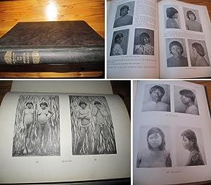 Anthropologische Studien über die Urbewohner Brasiliens, vornehmlich der Staaten Matto Grosso,...