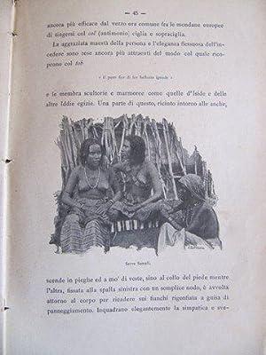 Nell' Harrar.: Robecchi Bricchetti, Luigi.