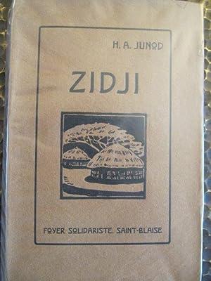 Zidji. Etude de moers Sud-Africaines.: Junod, Henri A.