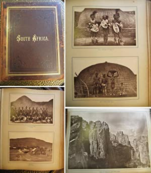 South Africa. Illustrated by a series of one hundred and four permanent Photographs.