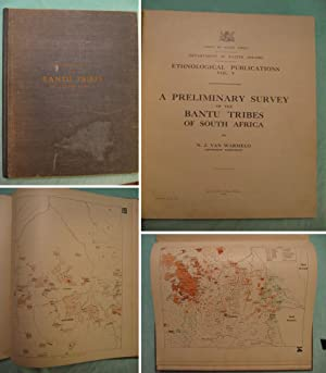 A preliminary Survey of the Bantu Tribes of South Africa.