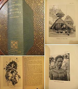 The Melanesians of British New Guinea.: Seligmann, C.G.