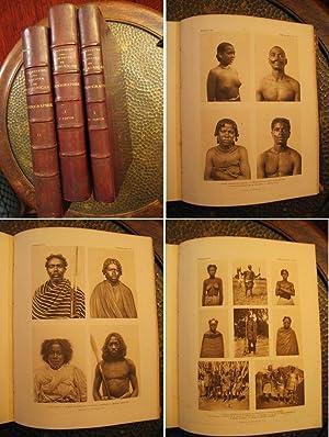 Ethnographie de Madagascar.: Grandidier, Alfred und Guillaume.