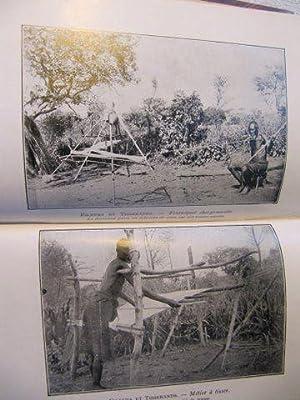 Aux Rives du Tanganyika.: Lechaptois.