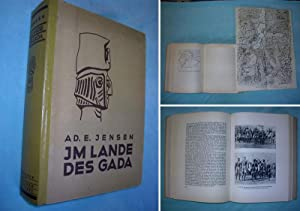 Im Lande des Gada. Wanderungen zwischen Volkstrümmern Südabessiniens.: Jensen,Ad.E.