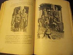 Quattro Anni fra I Birmani e le Tribu Limitrofe.: Fea, Leonardo.