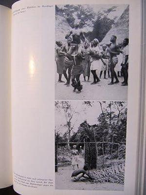 Die Dan. Ein Bauernvolk im westafrikanischen Urwald.: Himmelheber, Hans & Ulrike.