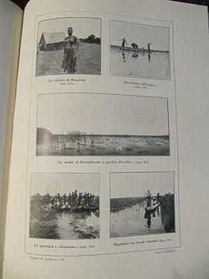 Viaggi in Africa.: Elena di Francia Duchessa D'Aosta, S.A.R. La Principessa.