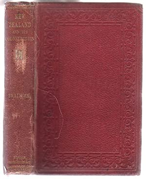 New Zealand and its Colonization: Swainson, William