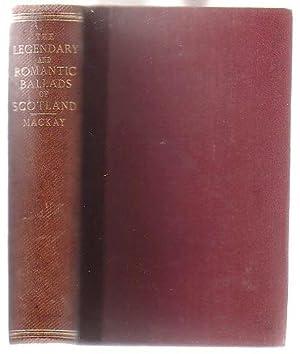 Early Scottish Ballads with Essay on Scottish Ballad Literature: Motherwell, William