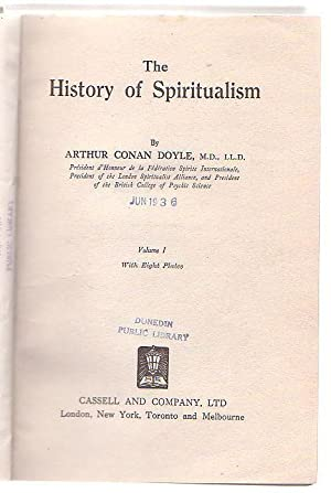 The History of Spiritualism. Volume I.: Doyle, Arthur Conan