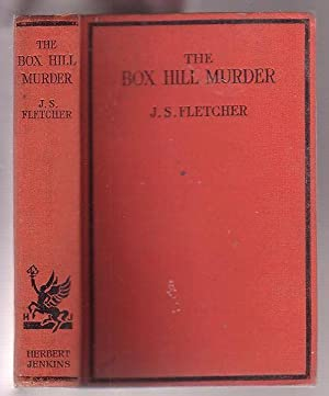 The Box Hill Murder: Fletcher, J. S.
