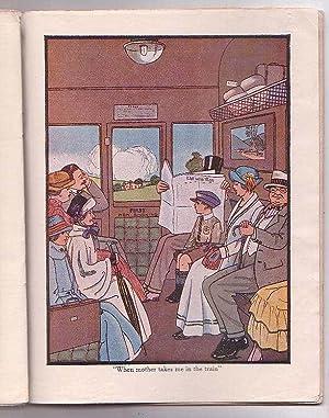 A Railway Book for Little Australians: Pike, Lillian M.