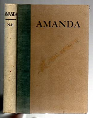 Amanda, A Sacrifice To an Unknown Goddesse, Or, A Free-will Offering Of a loving Heart to a ...