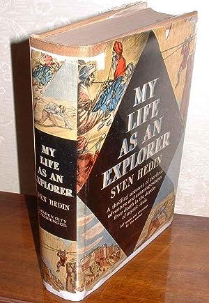 My Life As An Explorer: Hedin, Sven