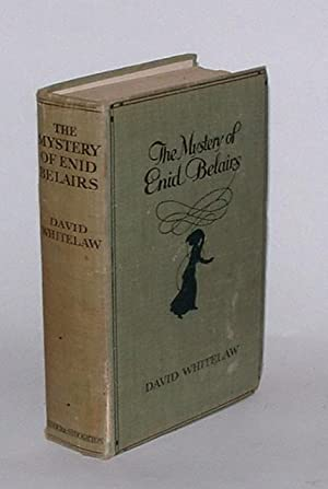The Mystery of Enid Belairs: Whitelaw, David