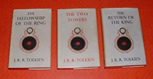 The Lord of the Rings [Set of: Tolkien, J. R.