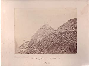 Photograph] The Nuggets Lighthouse, Otago: Burton Brothers