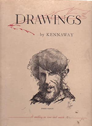 Drawings By Kennaway A Medley In Line And Wash: Kennaway