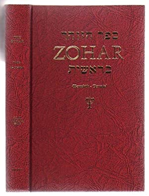 Zohar (Bereshith - Genesis) An Expository Translation From Hebrew: De Manhar, Nurho