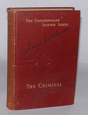 The Criminal: Ellis, Havelock