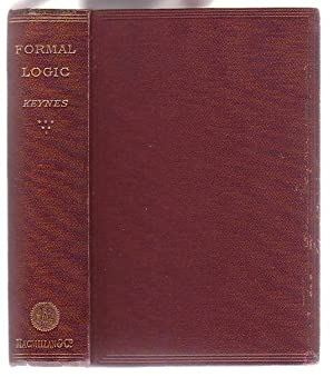 Studies and Exercises in Formal Logic including A Generalization of Logical Processes in their ...