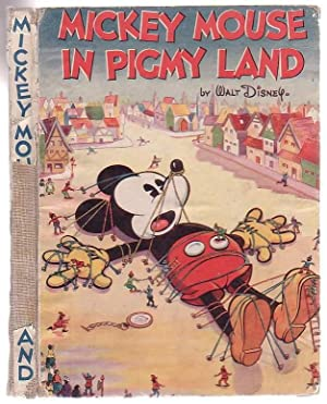 Mickey Mouse In Pigmyland: Disney, Walt