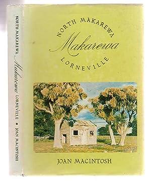 A Regional History Of North Makarewa Lorneville: MacIntosh, Joan