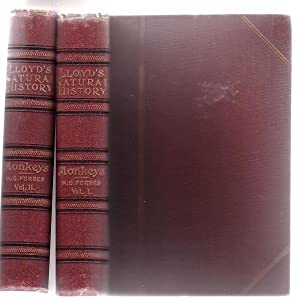A Hand-Book To The Primates (Two Volumes): Forbes, Henry O