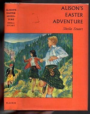 Alison's Easter Adventure: Stuart, Sheila