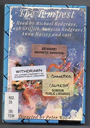 The Tempest [Audio Cassette]: Shakespeare, William