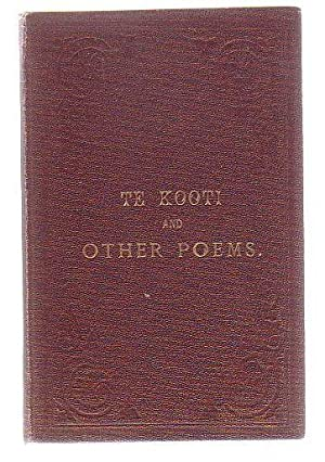 "Te Kooti"" And Other Poems: Clyde, Alan"