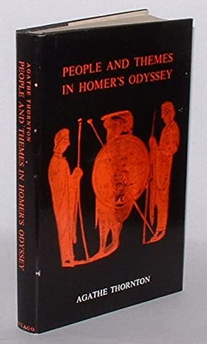 People and Themes in Homer's Odyssey: Thornton, Agathe