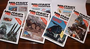 Military Fire Fighter [bundle of 7 issues, 1990-1995]: Turnbull, Aidan (ed.)