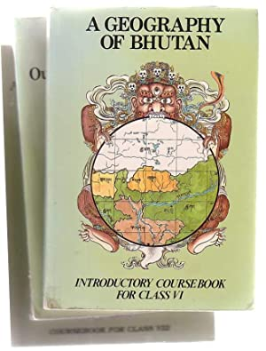 A Geography Of Bhutan (Three Volumes): Bhutan]