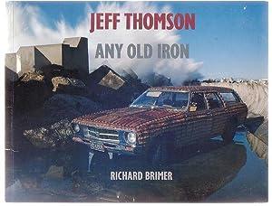 Jeff Thomson Any Old Iron: Brimer, Richard