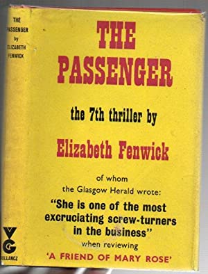 The Passenger: Fenwick, Elizabeth