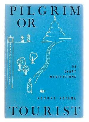 Pilgrim Or Tourist: Koyama, Kosuke)