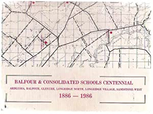 Balfour & Consolidated Schools Centennial 1886-1986: Grant, Mr and Mrs S.
