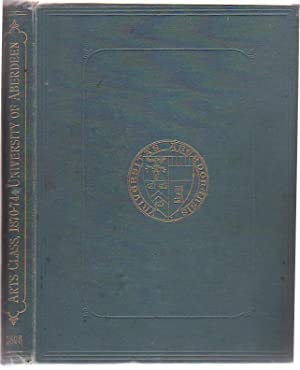 Records Of The Arts Class, 1870 - 74: Smith, Rev. James (ed.)