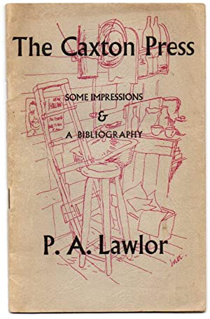 The Caxton Press: Some Impressions and a Bibliography [Series Title: New Zealand Collectors ...