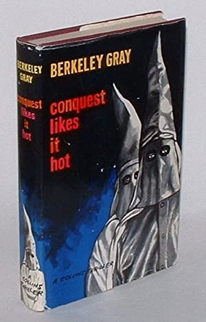 Conquest Likes it Hot: Gray, Berkeley