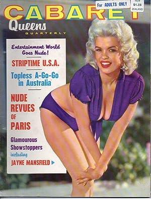 Cabaret Queens Quarterly. Spring, 1967. Vol. 13.