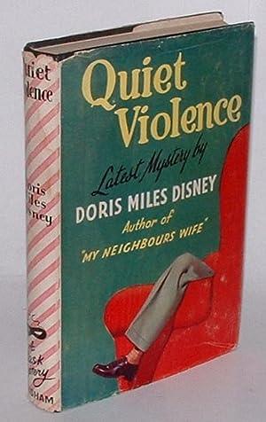 Quiet Violence: Disney, Doris Miles