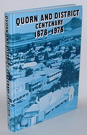 Quorn and District Centenary 1878-1978: Quorn Centenary Book Committee]