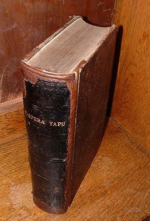 Ko Te Paipera Tapu Ara, Ko Te: Maori Bible]