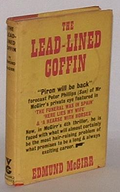 The Lead-Lined Coffin: McGirr, Edmund [pseudonym